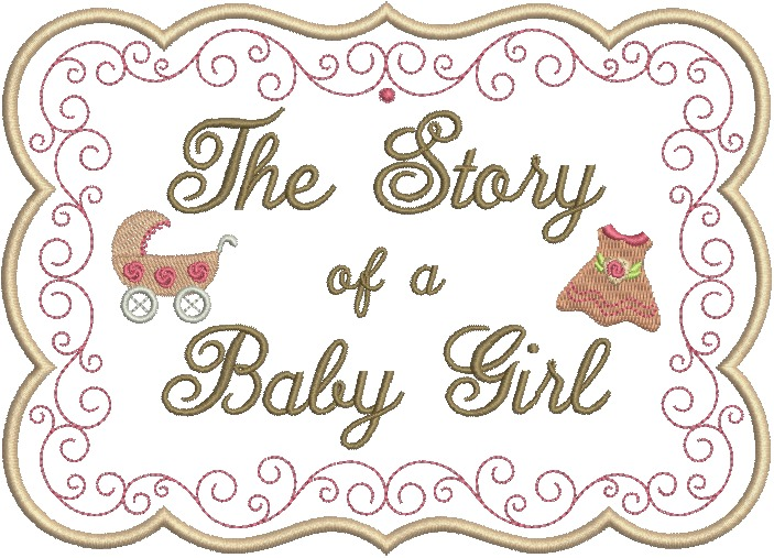 Book Cover Ideas For Girls ~ Baby book ideas for girls images