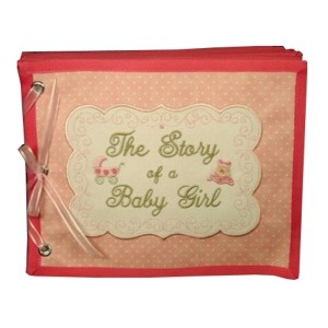 Baby Girl Book