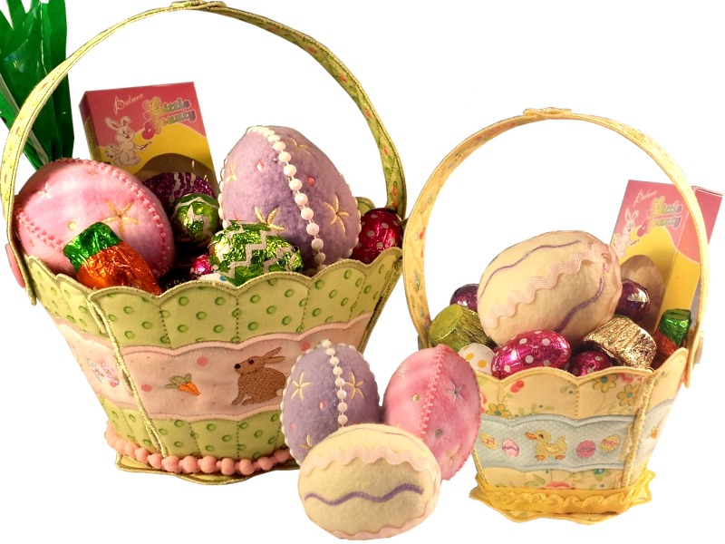 Bunny Baskets