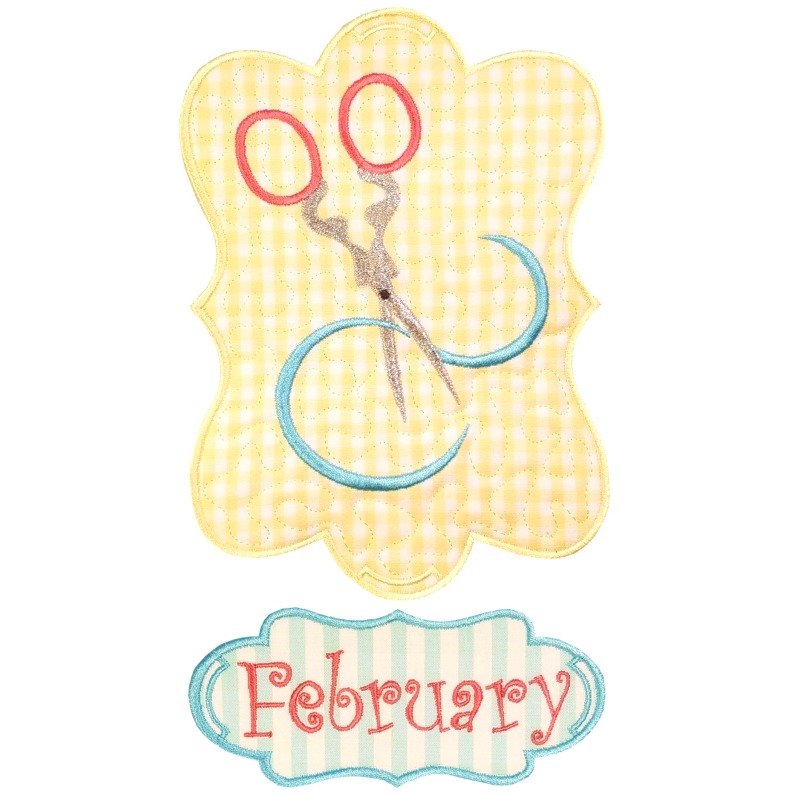 Sew Seasonal - February